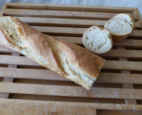 Baguette maison rapide P1000965