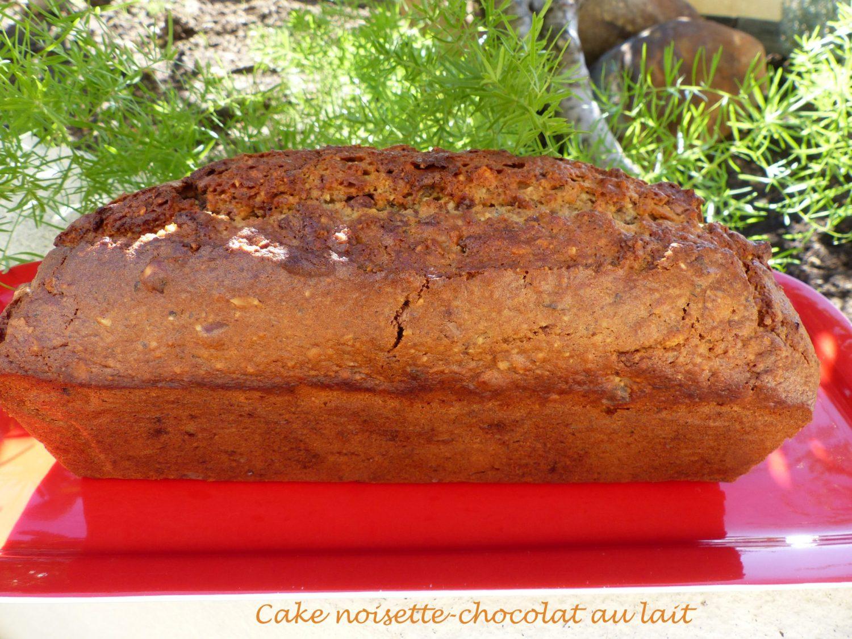 Cake noisette-chocolat au lait P1050911 R