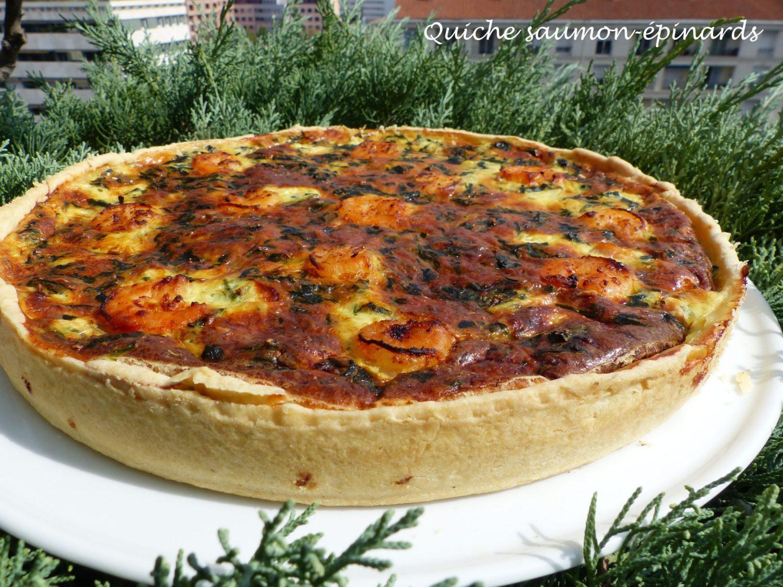 Quiche saumon-épinards Retouche P1050602