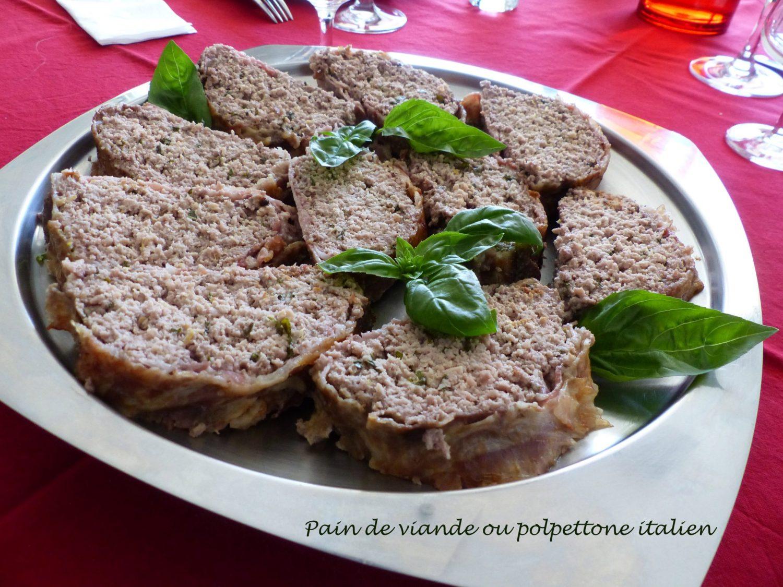 Pain de viande ou polpettone italien P1060290 R