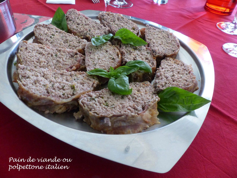 Pain de viande ou polpettone italien P1060292 R
