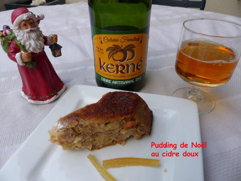 Pudding de Noël au cidre doux P1070264 R