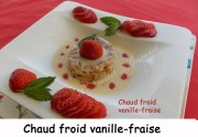 Chaud froid vanille-fraise Index DSCN8482
