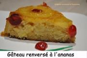 Gâteau renversé à l'ananas Index 297