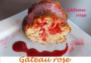 Gâteau rose Index DSCN6604