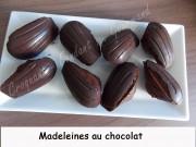 Madeleines chocolat Index DSCN0909_20182