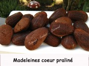 Madeleines coeur praliné Index IMG_6418