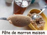 Pâte de marron maison Index DSCN1566