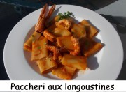 Paccheri aux langoustines Index DSCN6321