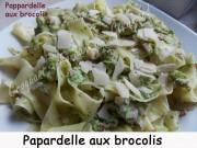 Pappardelle aux brocolis Index DSCN1900_21776