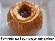 Pommes au four cœur carambar Index DSCN0290_19575
