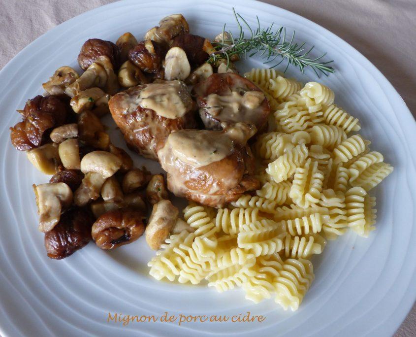 Mignon de porc au cidre P1080016 R