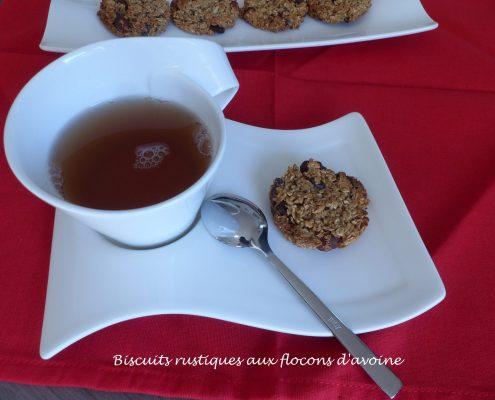 Biscuits rustiques aux flocons d'avoine P1080584 R