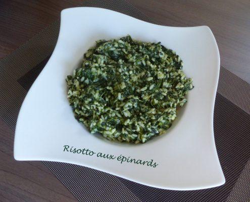 Risotto aux épinards P1070026 R