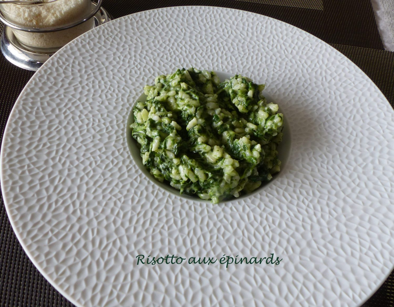 Risotto aux épinards P1090049 R
