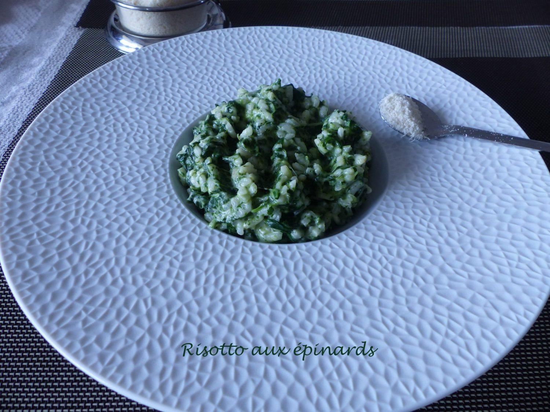 Risotto aux épinards P1090054 R