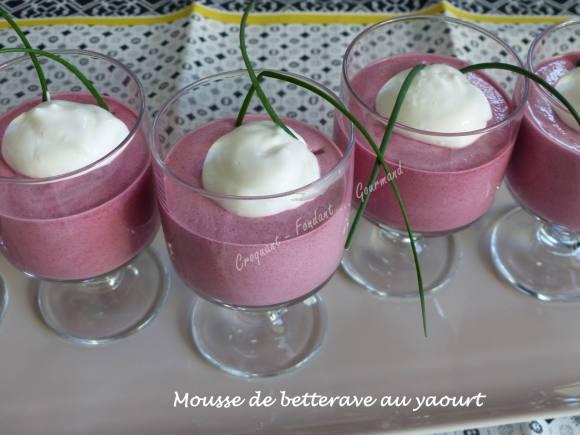 Mousse de betterave au yaourt P1020657