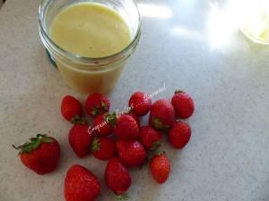 Couronne aux fraises P1030746
