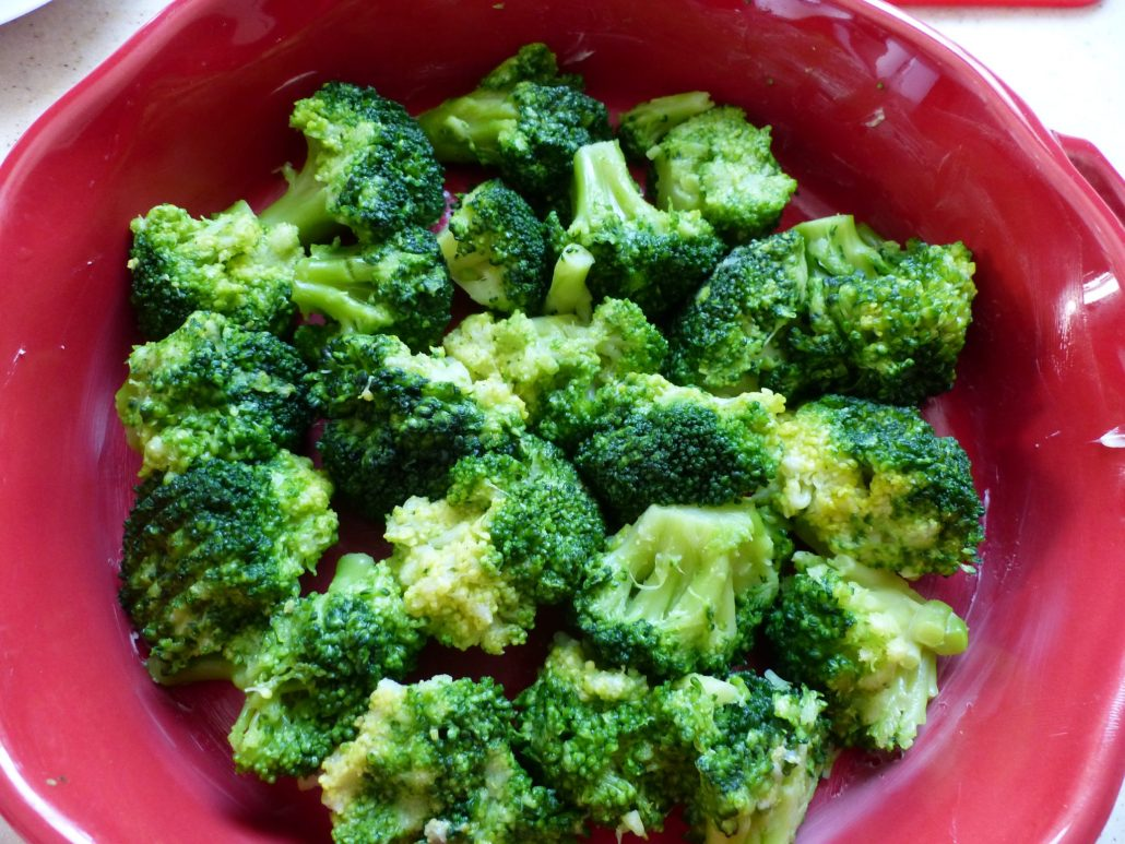 Beignet De Brocolis Au Four brocolis à la polonaise - croquant fondant gourmand