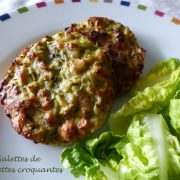 Galettes de courgettes croquantes P1120516 R