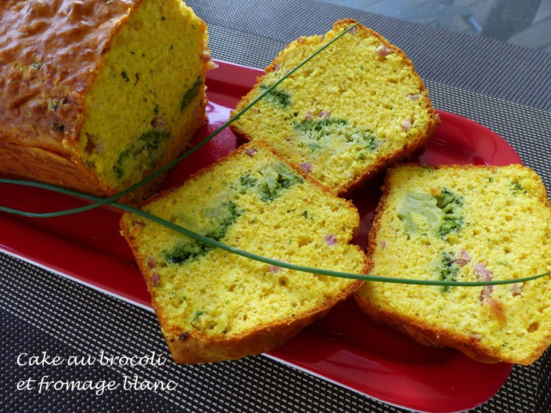 Cake au brocoli et fromage blanc P1120818 R