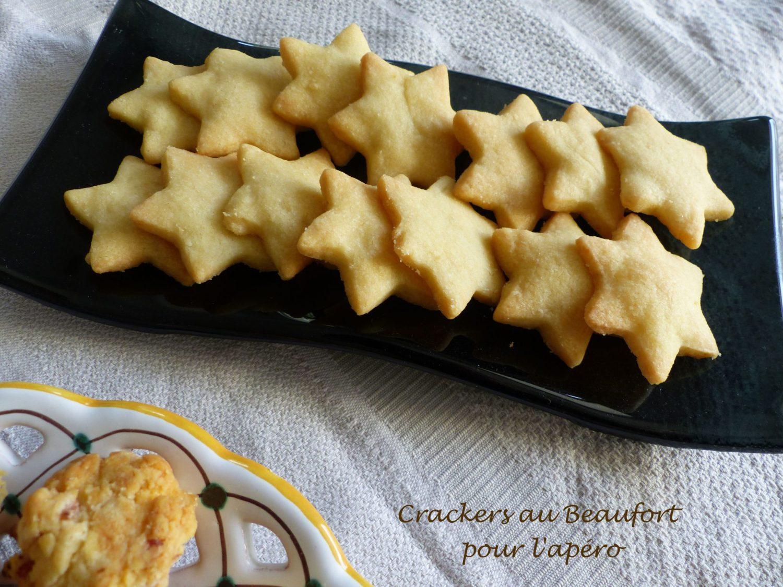 Crackers au Beaufort pour l'apéro P1130592 R