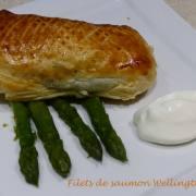 Filets de saumon Wellington P1150124 R