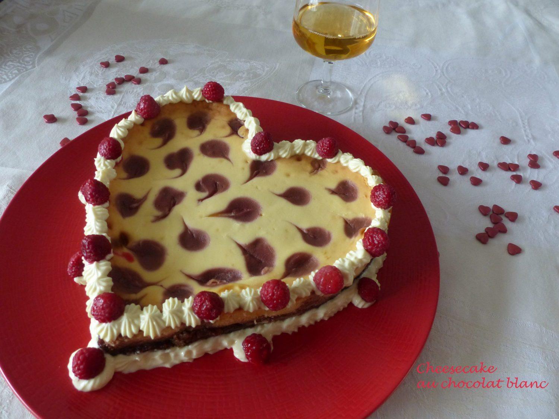 Cheesecake au chocolat blanc P1080866 R