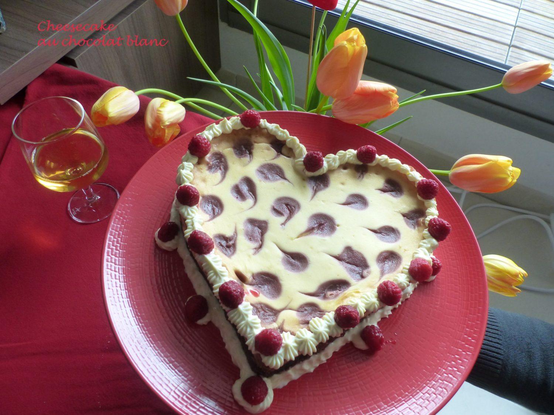 Cheesecake au chocolat blanc P1080872 R