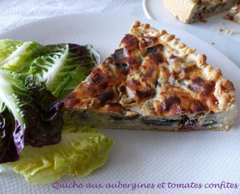 Quiche aux aubergines et tomates confites P1100648 R
