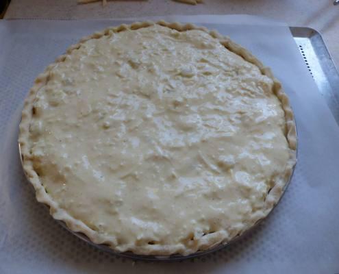 Tarte chou-fleur aux 3 fromages P1150908