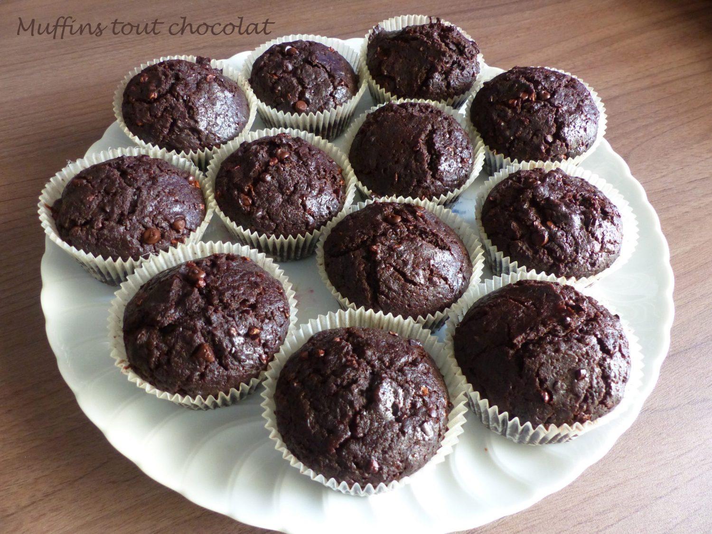 Muffins tout chocolat P1120198 R