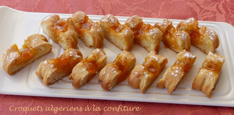 Croquets algériens à la confiture P1120463 R