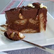Charlotte au chocolat du Chef P1190603