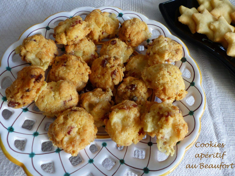 Cookies apéritif au Beaufort P1130593 R