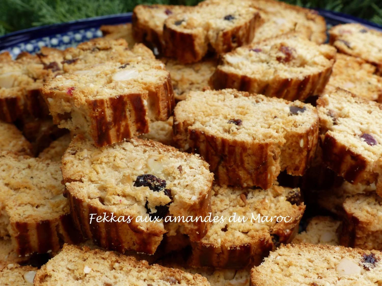 Fekkas aux amandes du MarocP1190998 R
