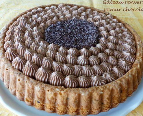 Gâteau renversé saveur chocolat P1130139 R