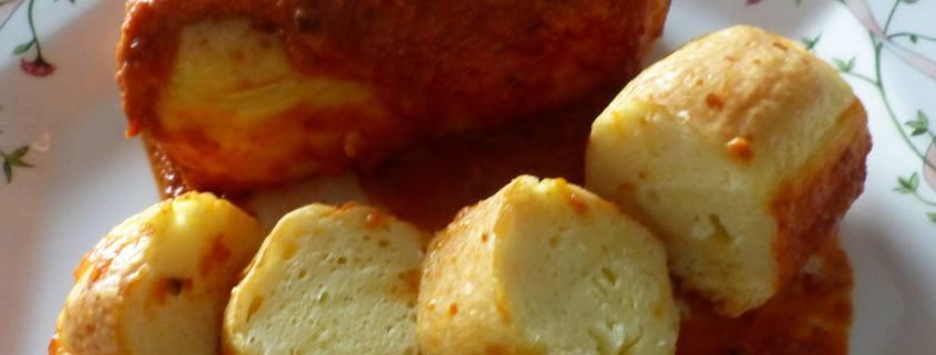 Quenelles à la sauce chorizo P1190882 R