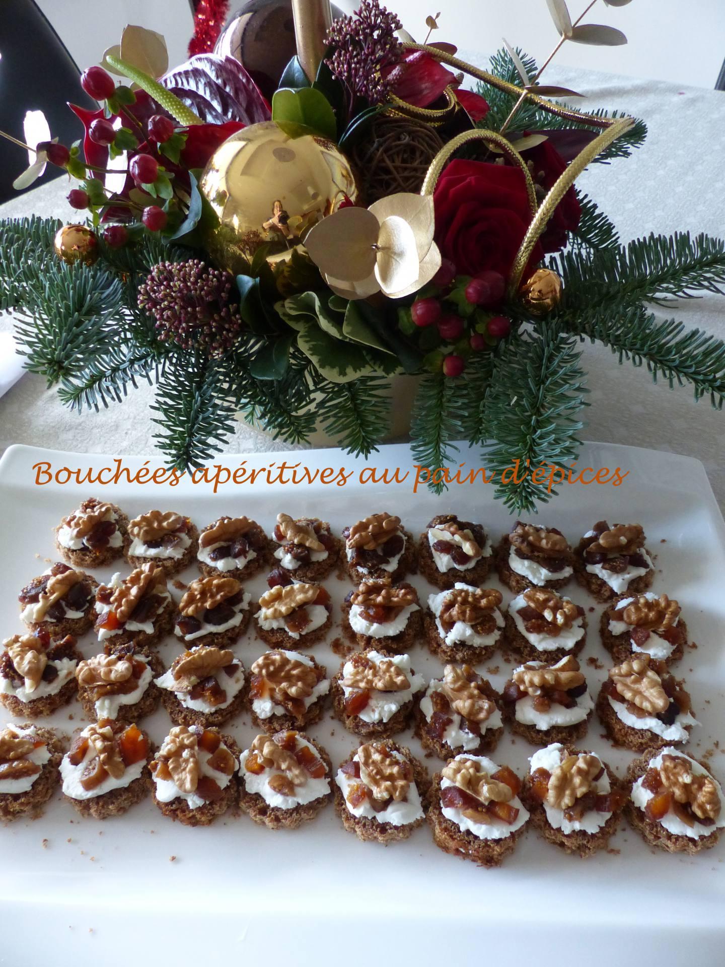 Bouchées apéritives au pain d'épices P1210906 R