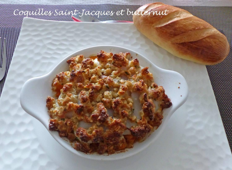 Coquilles Saint-Jacques et butternut P1150544 R