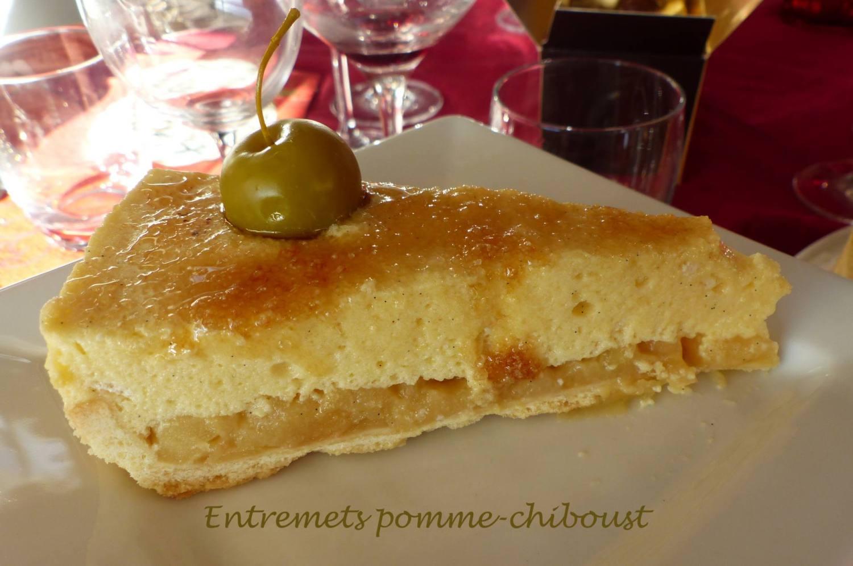 Entremets pomme-chiboust P1210953 R