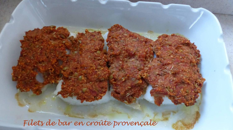 Filets de bar en croûte provençale P1160216 R