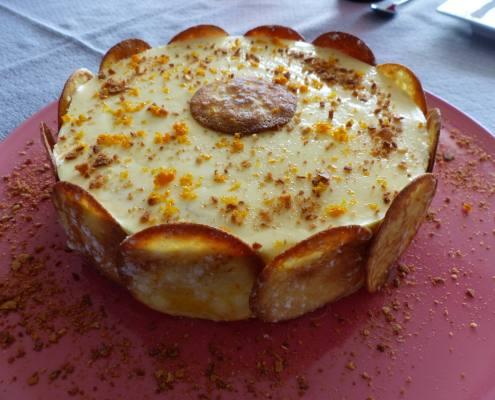 Gâteau façon crêpe Suzette P1230335
