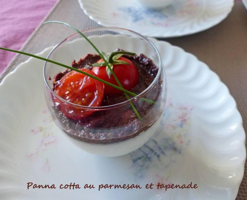 Panna cotta au parmesan et tapenade P1230053 R