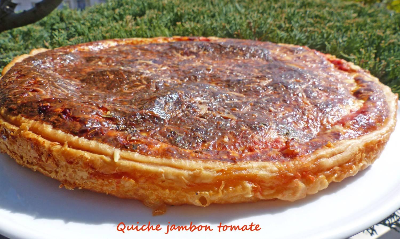 Quiche jambon tomate P1230756 R