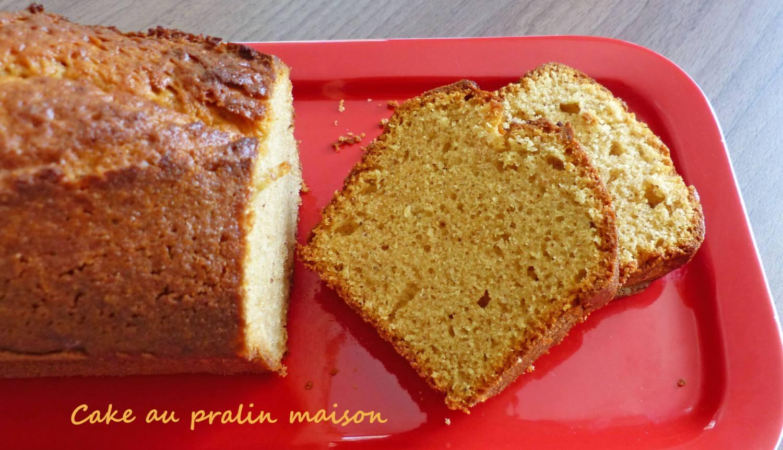 Cake au pralin maison P1240368 R