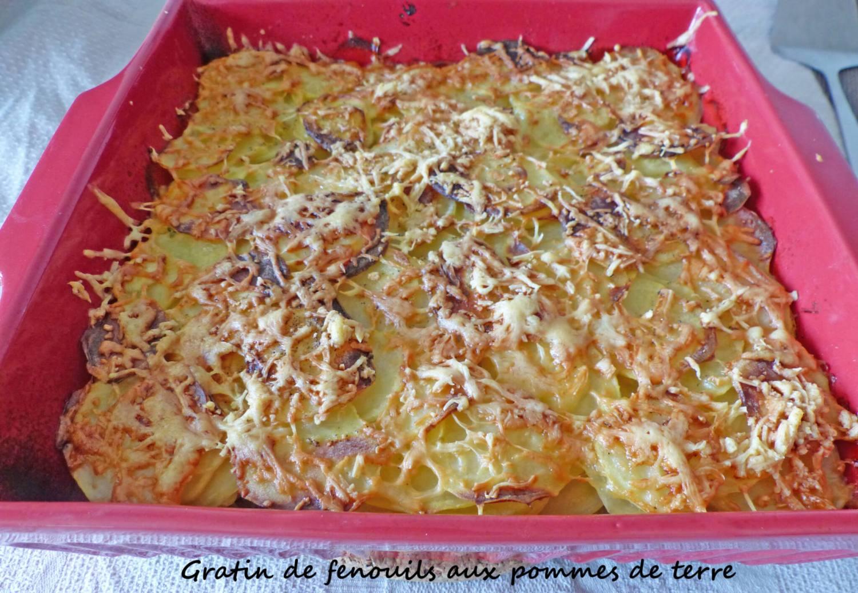 Gratin de fenouils aux pommes de terre P1240203 R