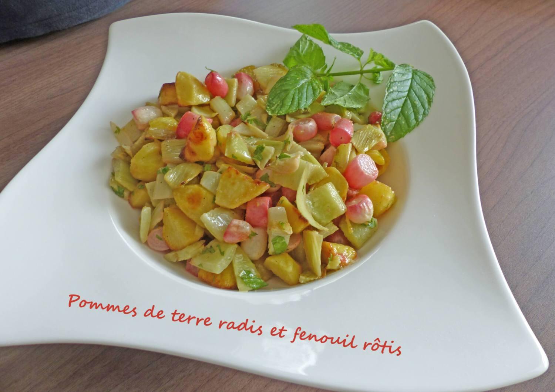 Pommes de terre radis et fenouil rôtis P1250235 R
