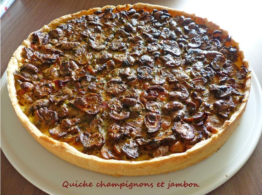Quiche champignons et jambon P1260102 R (Copy)