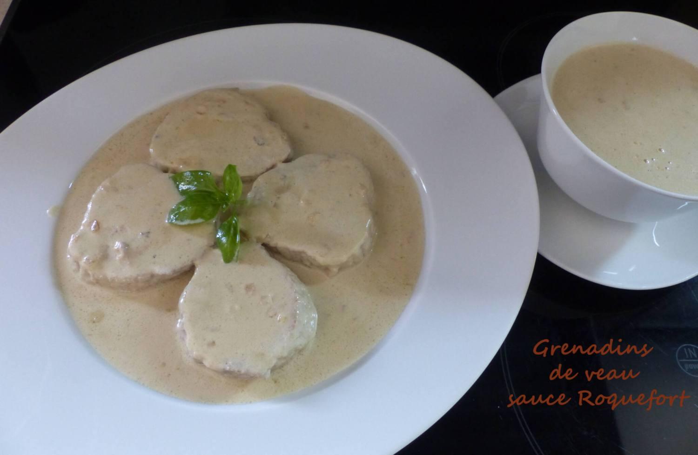 Grenadins de veau sauce Roquefort P1260814 R